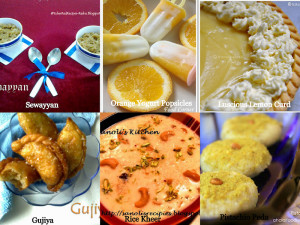 Sweet dish recipes for Eid