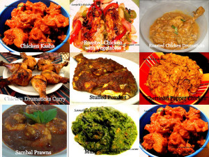 Main Course recipes for Eid