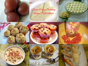 Eid party dessert recipes