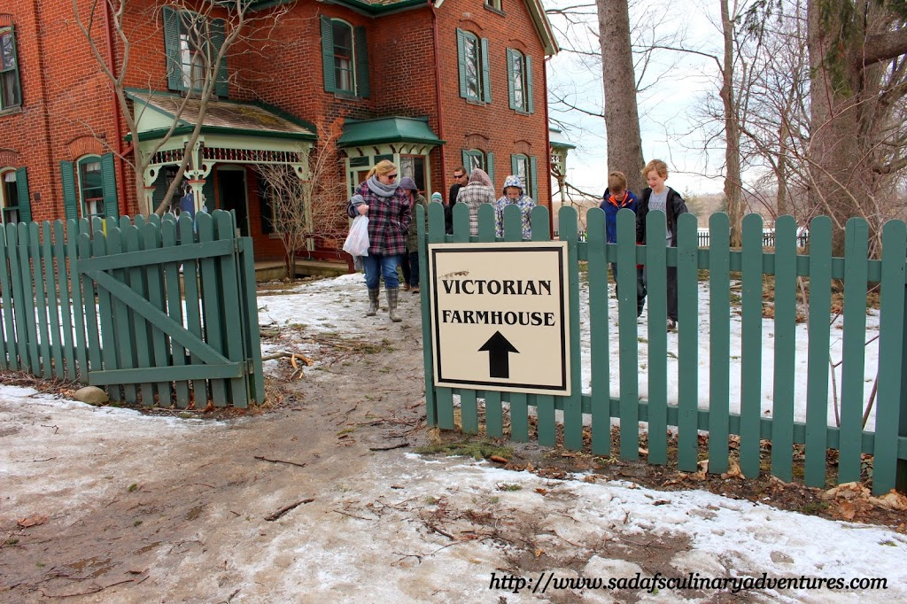 Victorian Farmhouse at Bronte Creek