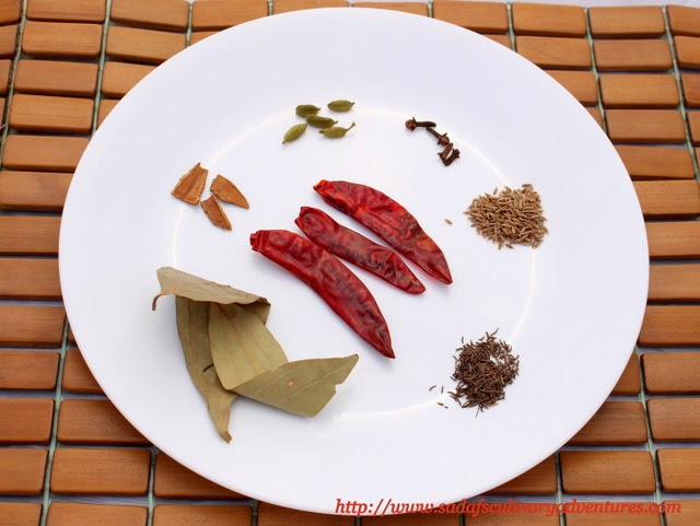Spices for Low-Fat, Creamy Chicken Curry