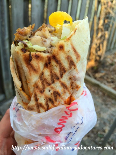 Osmow's Grill Mississauga Shawarma
