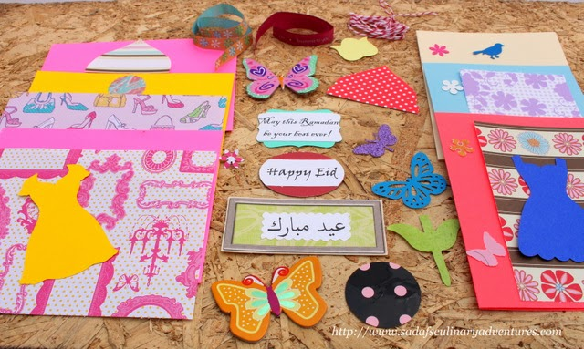 Ramadan and Eid Card Making Kit