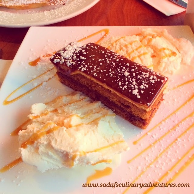 Caffe Demetre: Restaurant Review