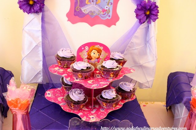 Our Sofia the First #DisneySide party