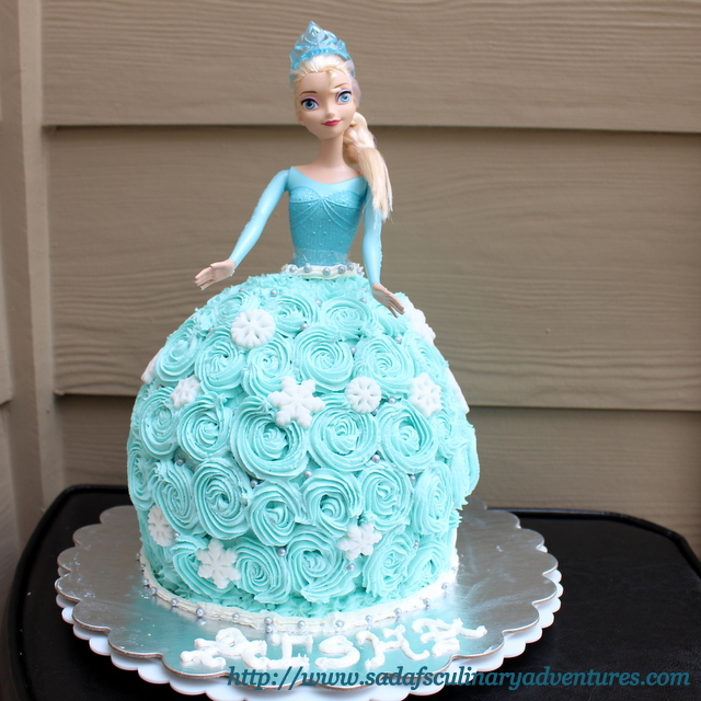Barbie Doll Cake Recipe Reviews