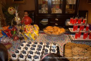 Elementary School Kindergarten Graduation Party Ideas