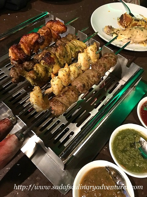Dervish Table Top Grill