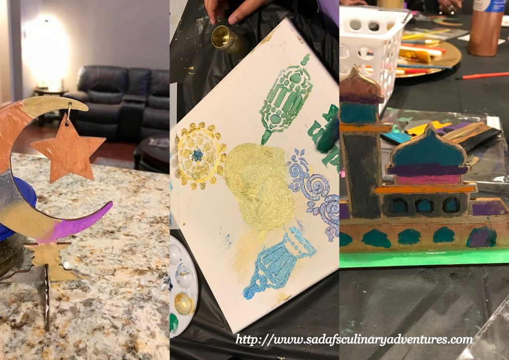 Ramadan arts and crafts for kids