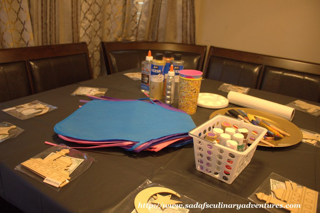 Ramadan arts and crafts