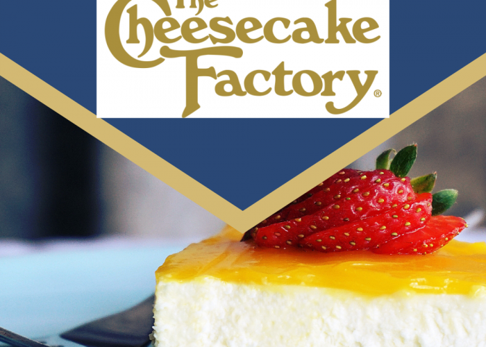 Halal Cheesecakes at The Cheesecake Factory