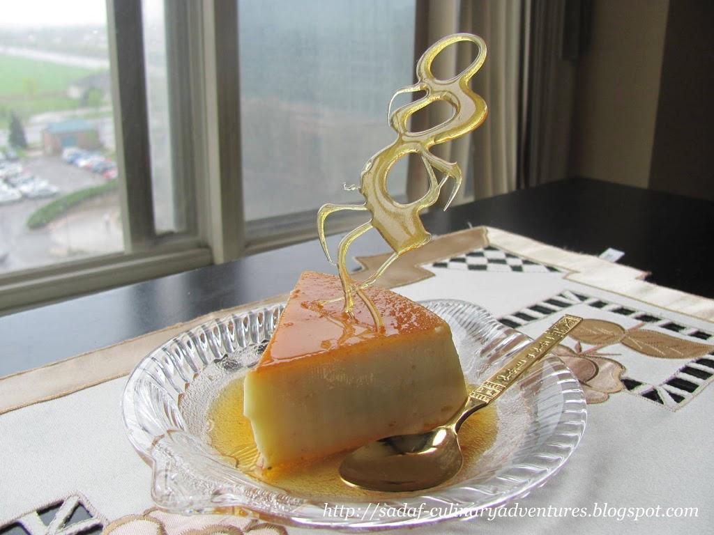 Creme Caramel Flan Egg Pudding