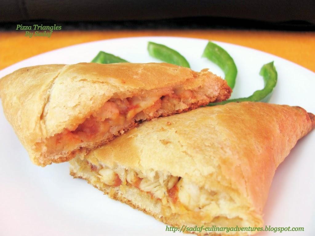 Pizza Turnovers recipe