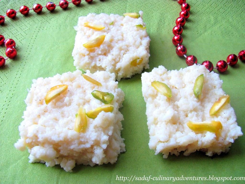 Microwave Kalakand Qalaqand recipe