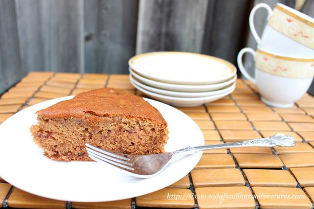 Date Cake recipe for Ramadan