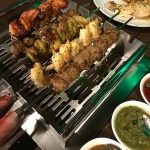 Dervish Table Top Grill: Restaurant Review