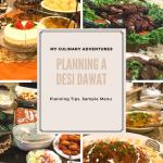 Planning a Desi Dawat